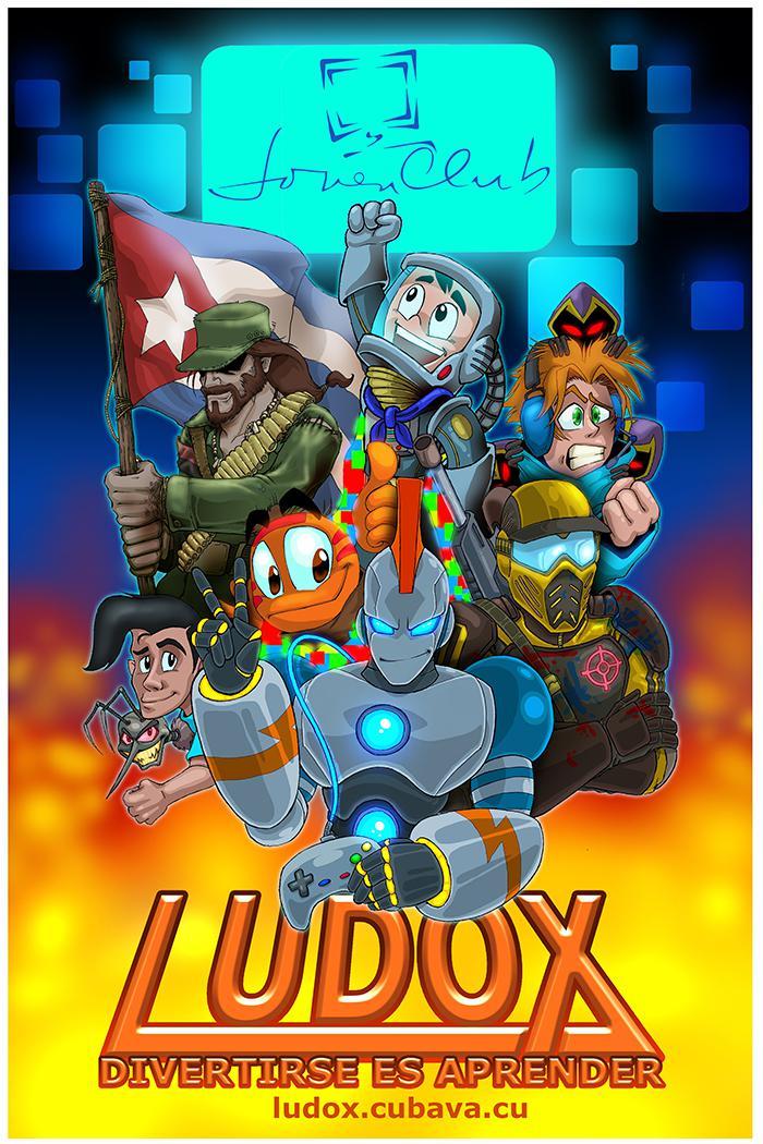 gaming-ludox