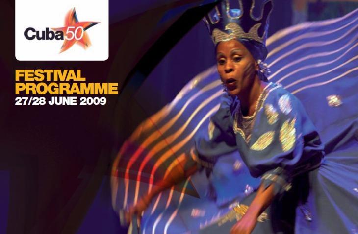 Cuba50festivalprogramme2728June09