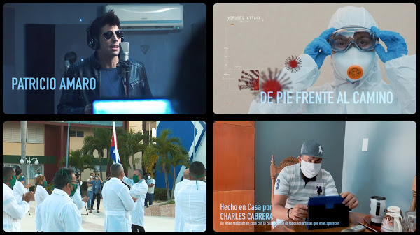 Patricio-Amaro-De-pie-frente-al-camino-Director-Charles-Cabrera-Videoclip